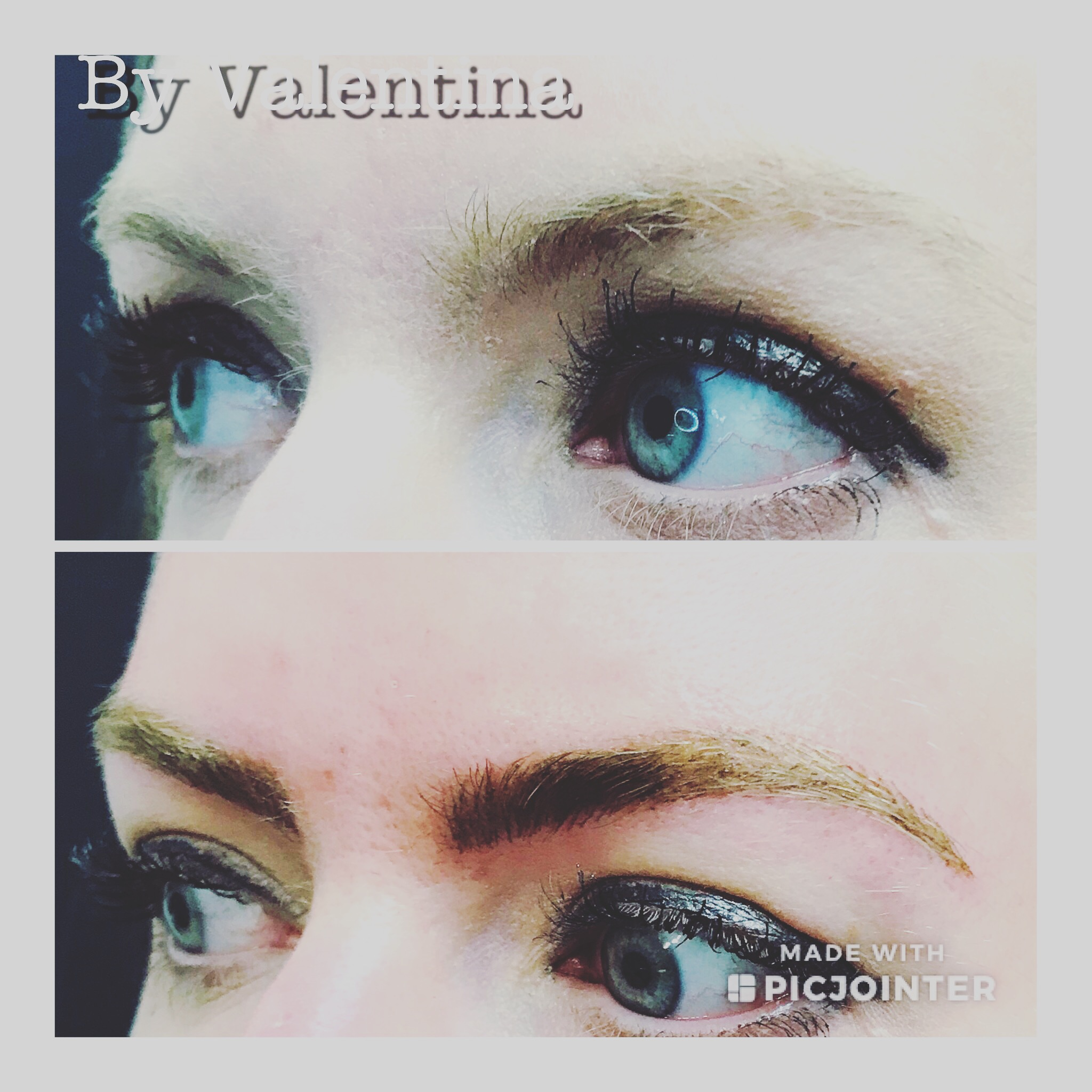 Microblading technique 1