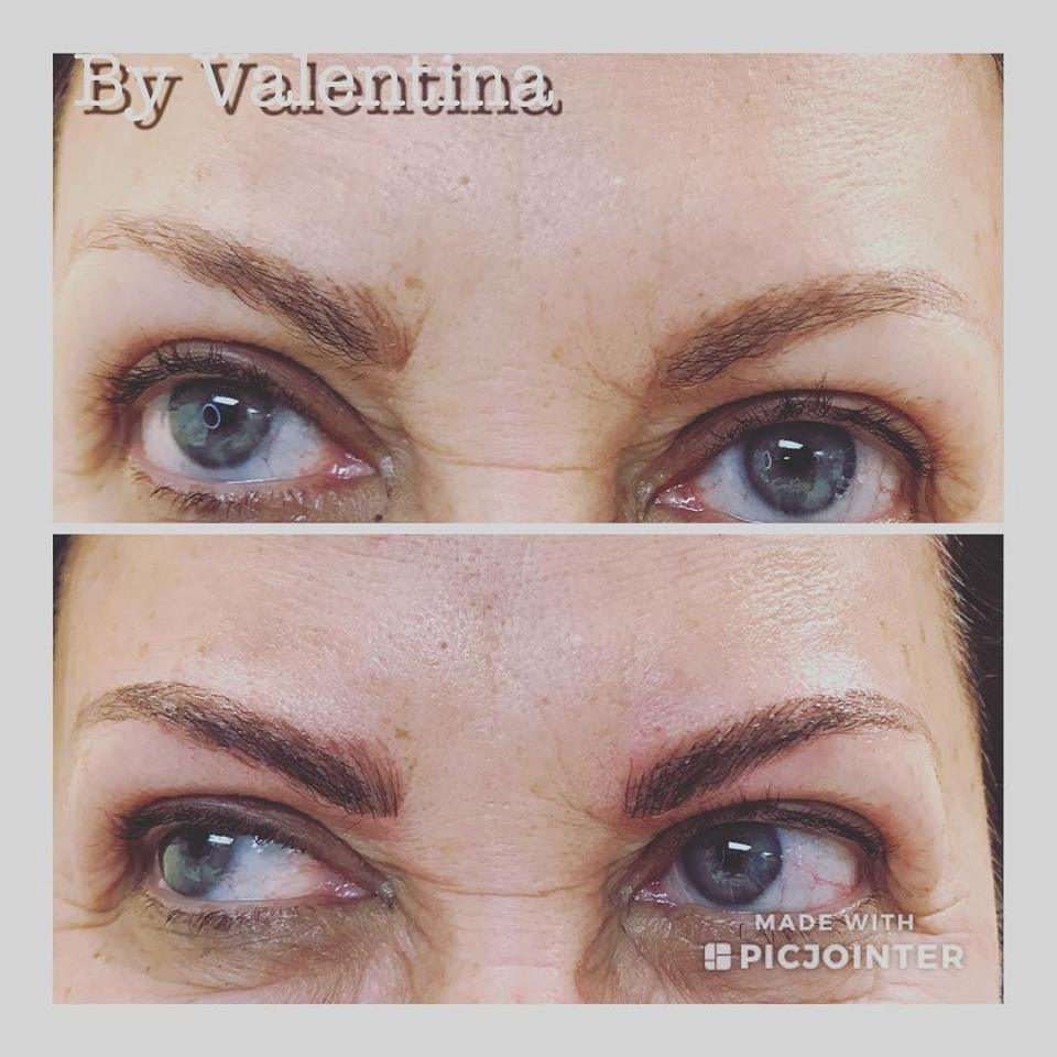 Microblading- Continuing the Arch